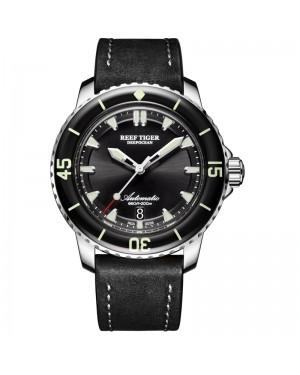 极光 深海 精钢 蓝色表盘 超级夜光 潜水男士运动腕表 RGA3035-YBB