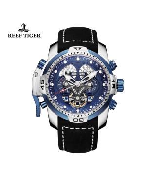 极光 概念 夜光 精钢蓝色表盘 运动男士腕表 RGA3503-YLBLB